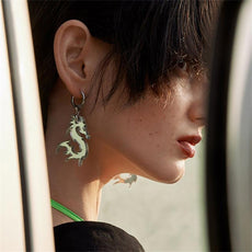 """The Sharp Dragon"" Earring Collection"