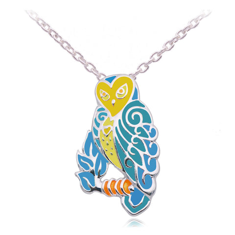 Wholesale Owl Necklace (12x Pack)