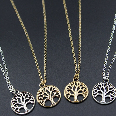The Tree Necklace