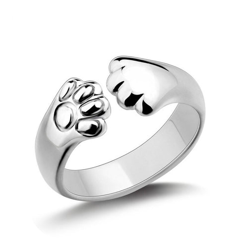 The Cat Lover Ring