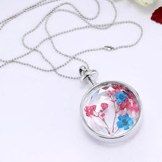 The Magic Flower Necklace