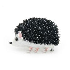 Free Hedgehog Brooch