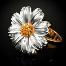 """My daisy"" Ring"