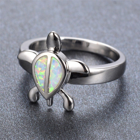 Free Leatherback Turtle Ring