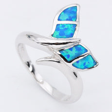 Free Whale Tail Ring