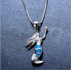 Free Siren Necklace