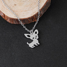 Chihuahua Love Necklace