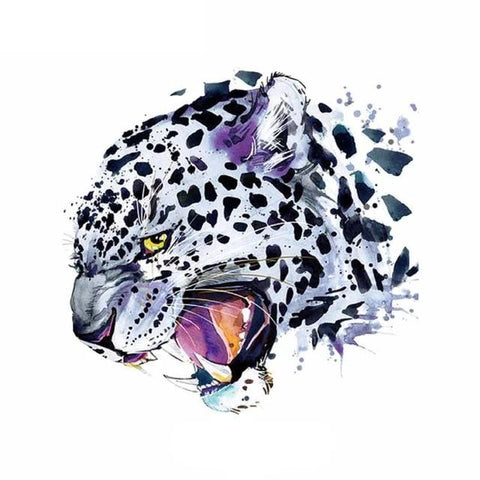 Free Panther Sticker for Clothes