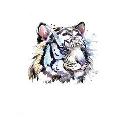 Free Tiger Sticker for Clothes