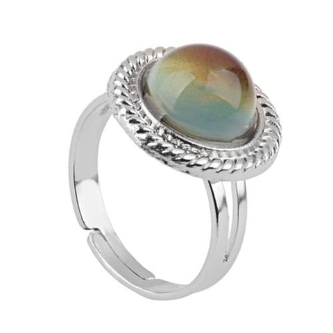 Classic Round Mood Ring