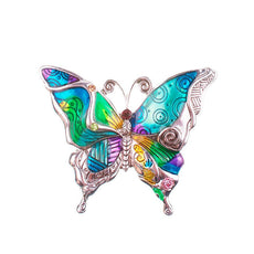 Wholesale Butterfly  Brooch (12x Pack)