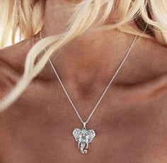 Free Tibetan Elephant Necklace