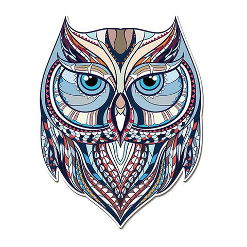 Owl Sticker for Clothes
