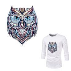 Free Owl Sticker for Clothes