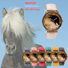 Horse Lover Watch