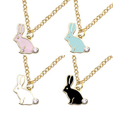 Cute Rabbit Necklace