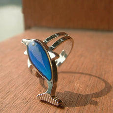 Dolphin Mood Ring
