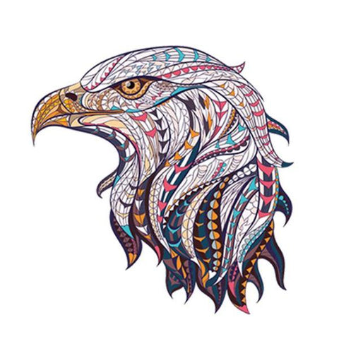 Eagle Sticker for Clothes