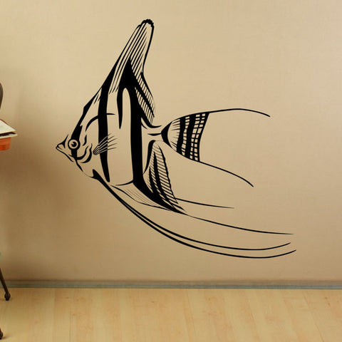 Fish Wall Decor Sticker