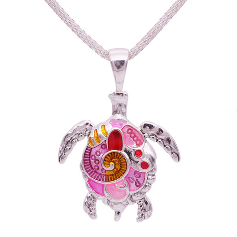 Wholesale Turtle Necklace (12x Pack)