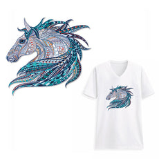 Free Horse Sticker for Clothes