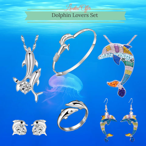 Dolphin Lovers Set