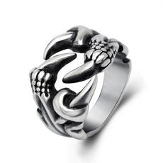 Tiger Claw Ring