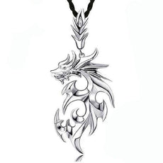 Dragon-shaped necklace