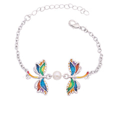 Wholesale Dragonfly Bracelet (12x Pack)