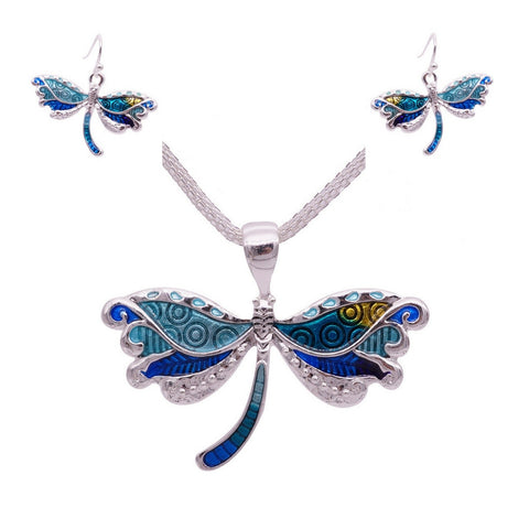 Get a Matching Dragonfly Set for $14.95!