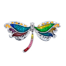 Free Dragonfly Brooch