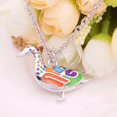 Free Duck Necklace