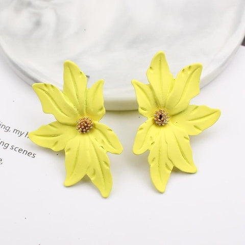Free Sisyrinchium Demissum Earrings