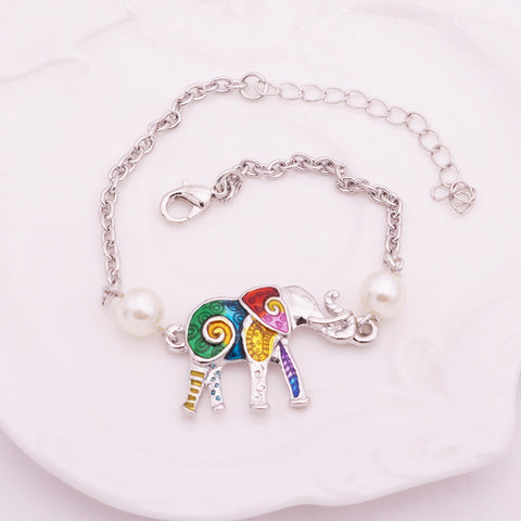Add This Elephant Bracelet for just $6.95 USD!