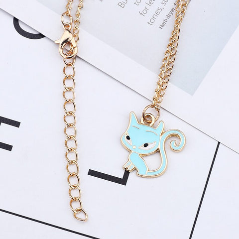 Small Cat Necklace