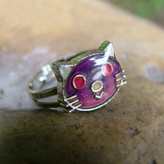 Cat Mood Ring
