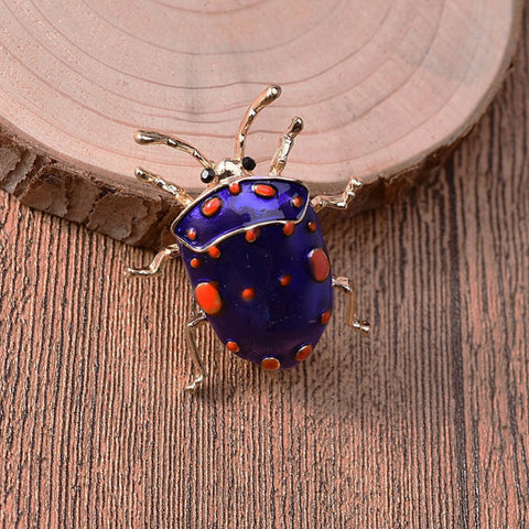 Free Beetle Brooch