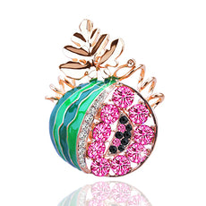 Free Watermelon Brooch