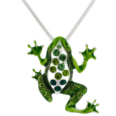 Wholesale Frog Necklace (12x Pack)