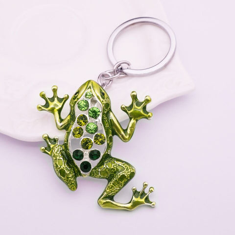 Wholesale Frog Keychain (12x Pack)