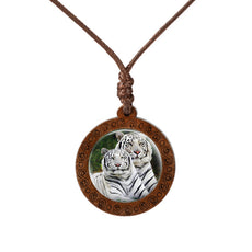 Calm Tiger Necklace