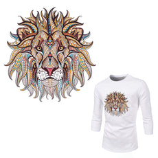 Free Brown Lion King Clothes Sticker