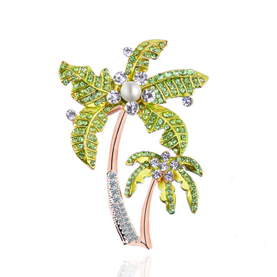 Free Palm Brooch