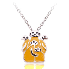 Meerkat Necklace  (2 Color Styles)