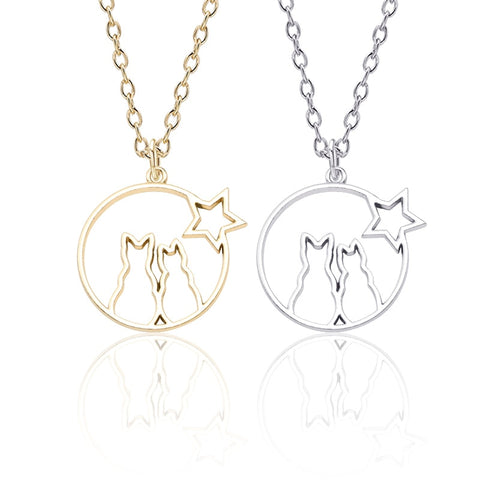 Loving Cats Necklace