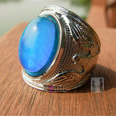 Men Feeling Mood Ring