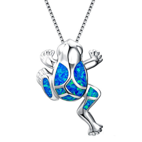 Free Frog Necklace