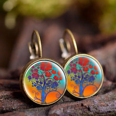 Spring Season Earrings