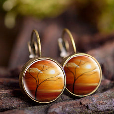 Fall Season Earrings
