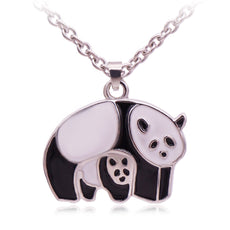 Free Panda Necklace